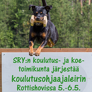 Koulutusohjaajaleiri Rottishovissa