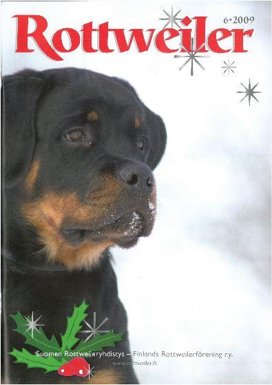 Rottweiler-lehti 2009