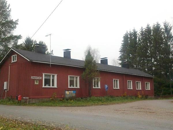Rottishovi päärakennus