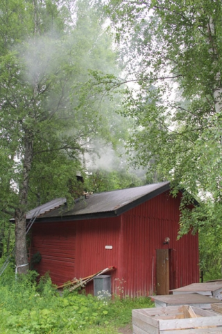 Rottishovi sauna