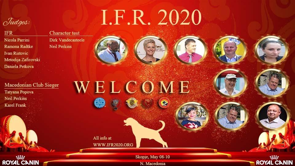 IFR World Show 2020