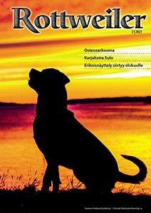 Rottweiler-lehti 2/21 digilehtenä